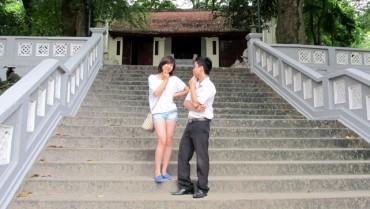 Nắng gió mùa Thu Hà Nội 13.09.2012