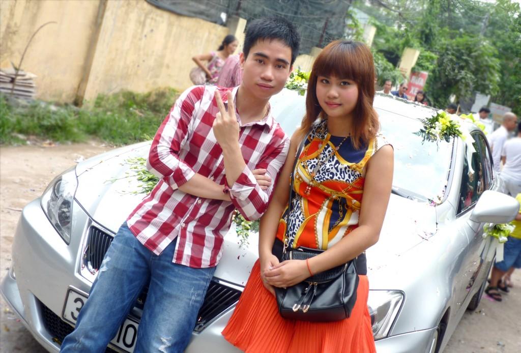 HoangGH với Kjd Xinh