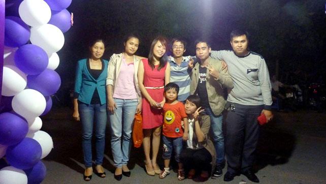 Lễ cưới của Ngung Trần