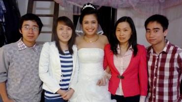 Maria Thùy's wedding 06.03.2013