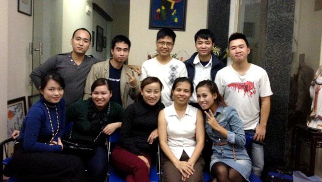 Ngày nhà giáo Việt Nam 2012