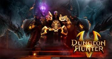 Dungeon Hunter 5 – Sự trở lại của siêu phẩm nhập vai