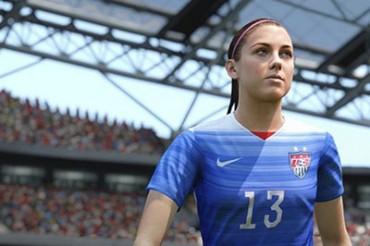 EA sẽ bổ sung đội bóng nữ trong phiên bản game FIFA 16