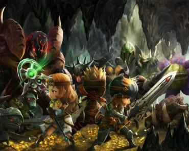 Dragon Eyed – trải nghiệm MMORPG bom tấn trên di động