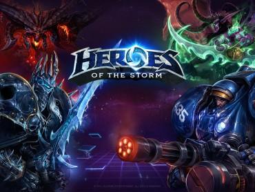Heroes of the Storm đã chính thức ra mắt