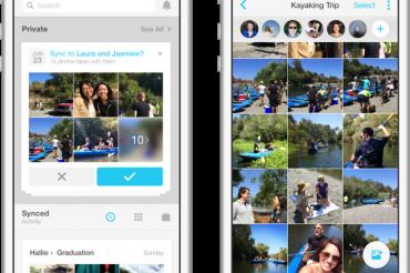 Facebook giới thiệu Moments: tự nhận diện khuôn mặt, địa điểm và tạo album