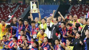 Nhìn lại bản đồ bóng đá SEA Games: Thái Lan vẫn vô đối