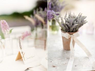 Bí kíp sử dụng hoa oải hương thơm nhà, sạch không khí