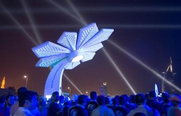 """Dubai lắp """"cây thông minh"""" phát Wi-Fi miễn phí"""