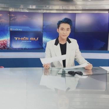 Sơn Tùng M-TP bất ngờ vào vai MC truyền hình của VTV