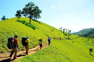 Băng rừng trên cung đường trek đẹp nhất Việt Nam