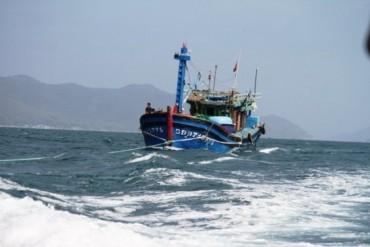 Thái Lan bắt giữ 5 tàu cá với hàng chục ngư dân miền Tây