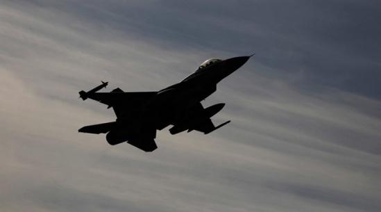 Máy bay F-16. (Nguồn: Reuters)