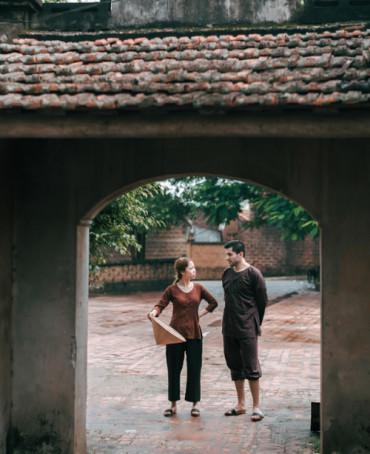 Bộ ảnh cưới lung linh của chú rể quốc tịch Phần Lan và cô nhân viên Việt Nam