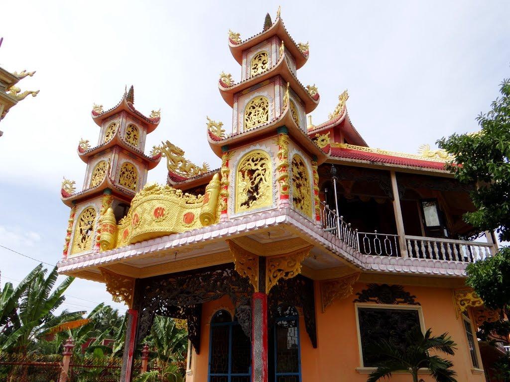 Tịnh xá Ngọc Thuận - GSV Travel