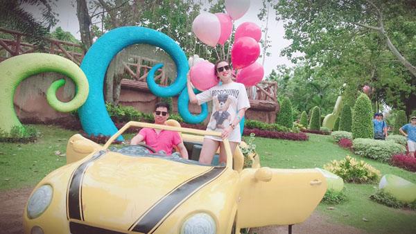 du lịch Thailand 2019 - Hoang GH