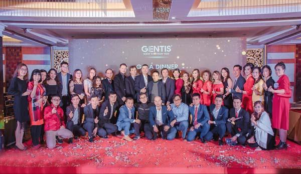 """Gala """"GENTIS - Hành trình tiên phong"""""""